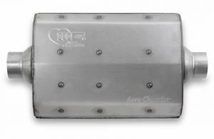 Exhaust - Mufflers - Hooker - Hooker Hooker Aero Chamber Muffler 21516HKR