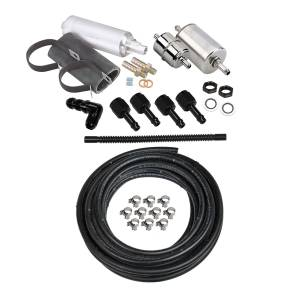 Air & Fuel System Parts - Fuel System Kits - Holley EFI - 526-7 Holley EFI FUEL SYSTEM KIT, VAPOR GAURD, W RETURN LINE