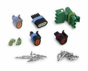 Fuel Injectors - Accel - Holley EFI - 534-205 Holley EFI MPFI SENSOR CONNECTOR KIT