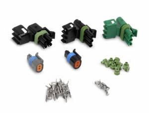 Fuel Injectors - Accel - Holley EFI - 534-213 Holley EFI STEALTHRAM CONNECTOR KIT