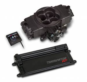 Terminator EFI - Terminator Stealth EFI - Classic Carb Look with Terminator ECU - Holley EFI - Holley EFI TERMINATOR STEALTH EFI KIT W/TRANS CONTROL - HC 550-443