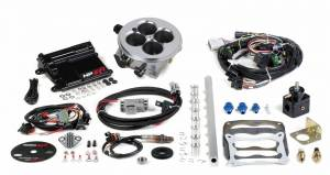 MPFI Systems - HP EFI  - Holley EFI - 550-501 Holley HP Universal Retrofit Kit for 4500 Intakes