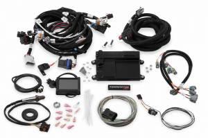 MPFI Systems - Terminator - Holley EFI - Holley EFI TERMINATOR MPFI, LS2/3 & LATE TRUCK 550-610