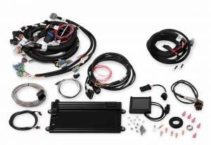 MPFI Systems - Terminator - Holley EFI - Holley EFI TERMINATOR MPFI, LS2/3 & LATE TRUCK - WITH DBW 550-611
