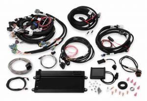 MPFI Systems - Terminator - Holley EFI - Holley EFI TERMINATOR MPFI, LS2/3 & LATE TRK - W/DBW & TRANS 550-613