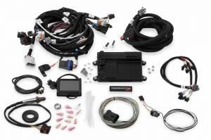 MPFI Systems - Terminator - Holley EFI - Holley EFI TERMINATOR MPFI, 4.8-6.0 EARLY TRUCK 550-614
