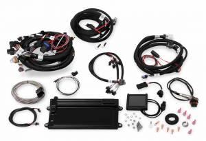 MPFI Systems - Terminator - Holley EFI - Holley EFI TERMINATOR MPFI, 4.8-6.0 EARLY TRUCK - WITH TRANS 550-622