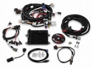 EFI Systems - Holley HP - Holley EFI - Holley EFI HP ECU AND HARNESS, LS2/3/7, BOSCH INJ 550-607