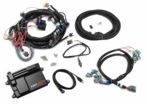 EFI Systems - Holley HP - Holley EFI - Holley EFI HP ECU AND HARNESS, LS2/3/7, NTK 550-603N