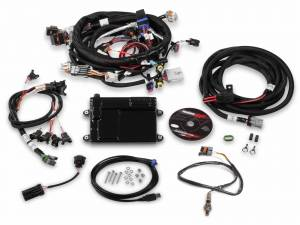 EFI Systems - Holley HP - Holley EFI - Holley EFI HP ECU AND HARNESS, LS2/3/7, BOSCH INJ, NTK 550-607N