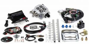 MPFI Systems - HP EFI  - Holley EFI - 550-500 Holley HP Universal Retrofit Kit for 4150 Intakes