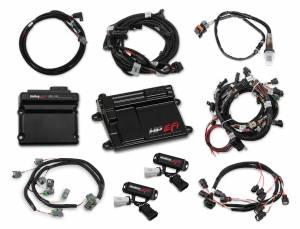 EFI Systems - Holley HP - Holley EFI - Holley EFI FORD COYOTE HP KIT, BOSCH O2, USCAR INJ 550-619