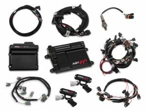 EFI Systems - Holley HP - Holley EFI - Holley EFI FORD COYOTE HP KIT, NTK O2, USCAR INJ 550-619N