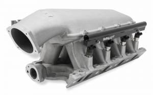 Performance - Intake Manifolds & Parts - Holley EFI - Holley EFI MFLD KIT, FORD 351W HI-RAM, 105MM EFI 300-242
