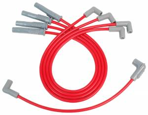 Spark Plug Wires - MSD Super Conductor Wire Sets - MSD - 31259 MSD Helicore Wires