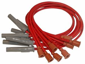 Spark Plug Wires - MSD Super Conductor Wire Sets - MSD - 31309 MSD Helicore Wires