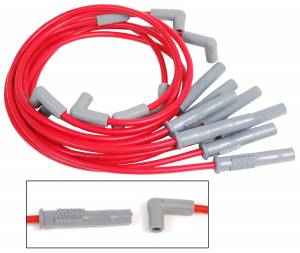 Spark Plug Wires - MSD Super Conductor Wire Sets - MSD - 31339 MSD Helicore Wires