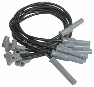 Spark Plug Wires - MSD Super Conductor Wire Sets - MSD - 31363 MSD Helicore Wires