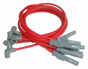 Spark Plug Wires - MSD Super Conductor Wire Sets - MSD - 31379 MSD Helicore Wires