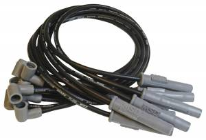 Spark Plug Wires - MSD Super Conductor Wire Sets - MSD - 31383 MSD Helicore Wires