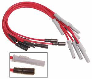 Spark Plug Wires - MSD Super Conductor Wire Sets - MSD - 32109 MSD Helicore Wires