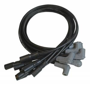 Spark Plug Wires - MSD Super Conductor Wire Sets - MSD - 32163 MSD Helicore Wires
