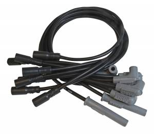 Spark Plug Wires - MSD Super Conductor Wire Sets - MSD - 32173 MSD Helicore Wires