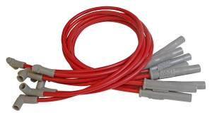 Spark Plug Wires - MSD Super Conductor Wire Sets - MSD - 32189 MSD Helicore Wires