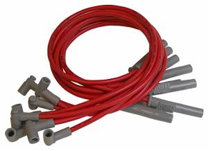 Spark Plug Wires - MSD Super Conductor Wire Sets - MSD - 32739 MSD Helicore Wires