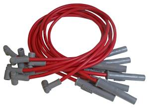 Spark Plug Wires - MSD Super Conductor Wire Sets - MSD - 32749 MSD Helicore Wires