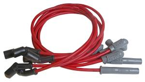 Spark Plug Wires - MSD Super Conductor Wire Sets - MSD - 32839 MSD Helicore Wires