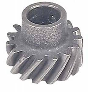 Distributor Accessories - Distributor Gears - MSD - MSD Distributor Accessories 85813
