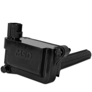 Ignition Coils - MSD Blaster HVC Coil - MSD - 82553 MSD Coils