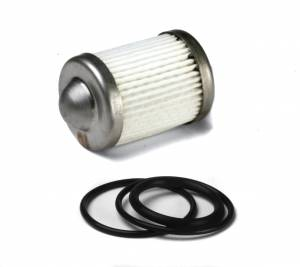 Air & Fuel System Parts - Fuel Filters - Holley - 162-556 Holley REPL ELEMENT 100 GPH, (10 MIC)