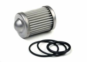 Air & Fuel System Parts - Fuel Filters - Holley - 162-565 Holley REPL ELEMENT 100 GPH, (40 MIC)