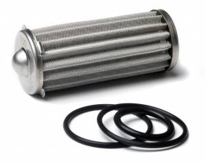 Air & Fuel System Parts - Fuel Filters - Holley - 162-569 Holley REPL ELEMENT 260 G, (100 M)