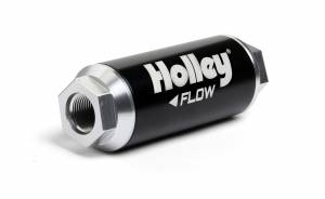 Air & Fuel System Parts - Fuel Filters - Holley - 162-572 Holley FILTER, 260 G, 100 M, -12AN