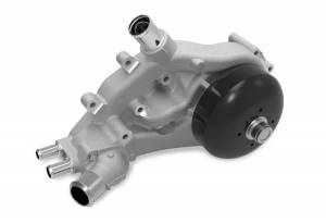 Cooling - Cooling Parts - Holley - Holley LS-WATER PUMP WITH UPWARD FACING INLET 22-102
