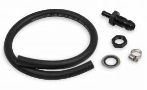 Air & Fuel System Parts - Misc Fuel System Parts - Holley - 26-148 Holley FUEL BULKHEAD FITTING KIT