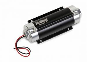 Fuel Pumps - In-Line Fuel Pumps - Holley - 12-600 Holley FUEL PUMP, HP LOW FLOW ELECTRIC