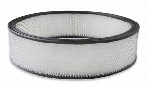 Air Intakes - Air Filters - Holley - Holley 16 X 4 PAPER AIR FILTER 220-45