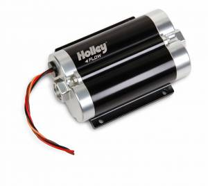 Fuel Pumps - In-Line Fuel Pumps - Holley - 12-1800 Holley FUEL PUMP, DOMINATOR HIGH FLOW ELECTRIC