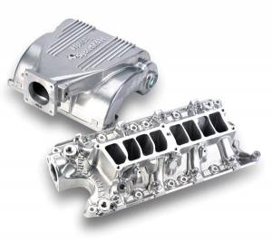 Performance - Intake Manifolds & Parts - Holley - Holley KIT, FORD UPPER/LOWER MANIFOLD 300-72S