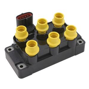 Ignition - Ignition Coils - Accel - 140036 Accel COIL,FORD 6-TOWER DIS VRTCL