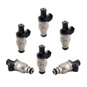 Fuel Injectors - Accel - Accel - 150617 Accel PERF FUEL INJECTORS 17lb 6-pak