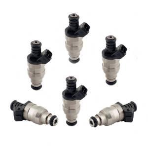 Fuel Injectors - Accel - Accel - 150624 Accel PERF FUEL INJECTORS 24lb 6-pak