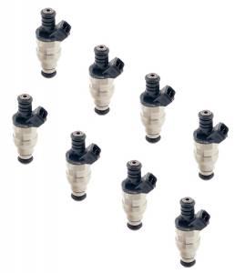Fuel Injectors - Accel - Accel - 150848 Accel PERF FUEL INJECTORS 48lb 8-pak