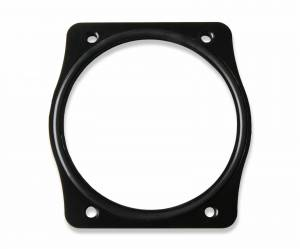 Holley Sniper EFI - Throttle Body Spacer Black 102mm LS-engines - Image 1