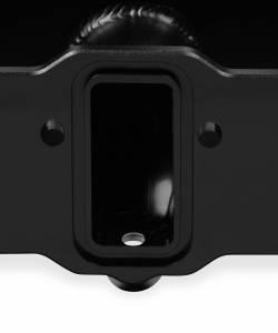 Holley Sniper EFI - Sniper EFI Fabricated Race Series Intake Manifold - GM LS3/L92 - 90mm - Black - Image 5