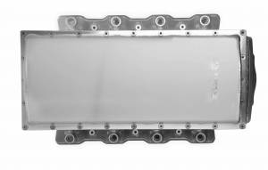 Holley Sniper EFI - Sniper EFI Fabricated Race Series Intake Manifold - GM LS3/L92 - 90mm - Silver - Image 5